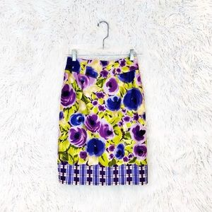 Anthropologie Yoana Baraschi Happenstance skirt